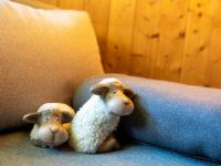 Komfortzimmer mit Schlafsofa für 2 Kinder